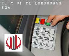 City of Peterborough  loan