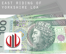 East Riding of Yorkshire  loan