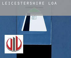 Leicestershire  loan