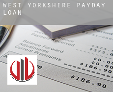 West Yorkshire  payday loans