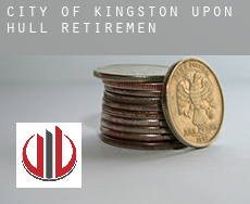 City of Kingston upon Hull  retirement