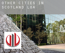 Other cities in Scotland  loan