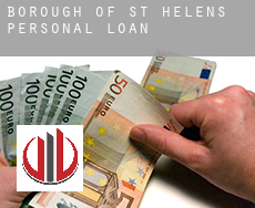 St. Helens (Borough)  personal loans