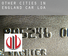 Other cities in England  car loan