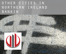 Other cities in Northern Ireland  banking