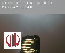 City of Portsmouth  payday loans