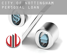 City of Nottingham  personal loans