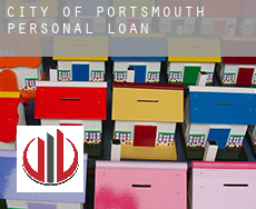 City of Portsmouth  personal loans