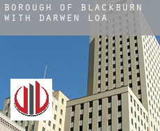 Blackburn with Darwen (Borough)  loan