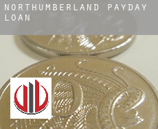 Northumberland  payday loans