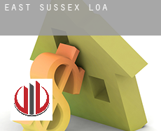 East Sussex  loan