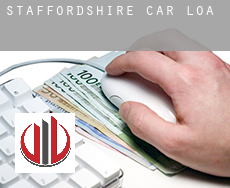 Staffordshire  car loan
