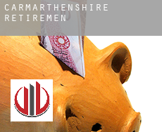 Of Carmarthenshire  retirement