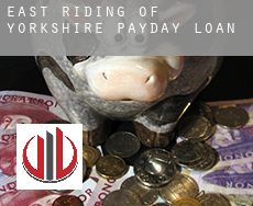 East Riding of Yorkshire  payday loans