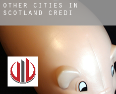 Other cities in Scotland  credit