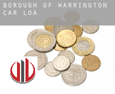 Warrington (Borough)  car loan