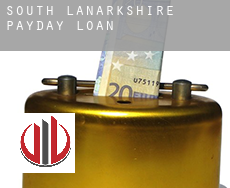 South Lanarkshire  payday loans