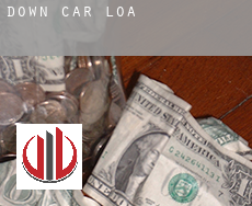 Down  car loan