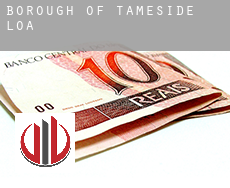 Tameside (Borough)  loan