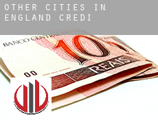 Other cities in England  credit