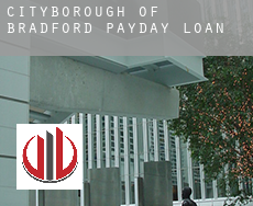 Bradford (City and Borough)  payday loans
