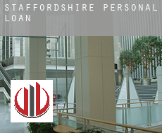 Staffordshire  personal loans
