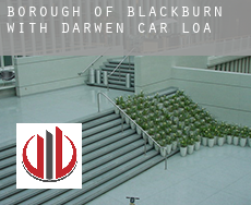 Blackburn with Darwen (Borough)  car loan