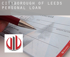 Leeds (City and Borough)  personal loans