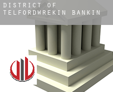 District of Telford and Wrekin  banking