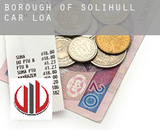 Solihull (Borough)  car loan