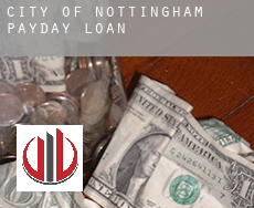City of Nottingham  payday loans