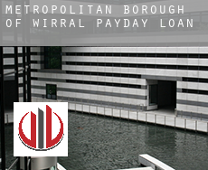 Metropolitan Borough of Wirral  payday loans